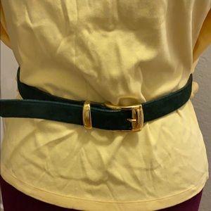 Talbots XL belt